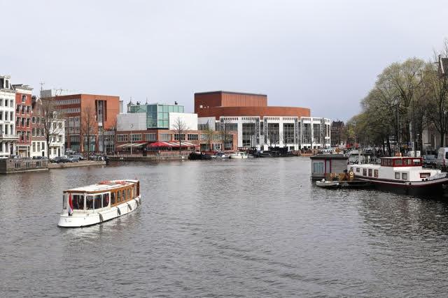 voyage groupe Amsterdam
