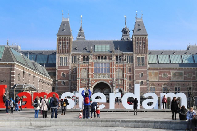 voyage groupe amsterdam