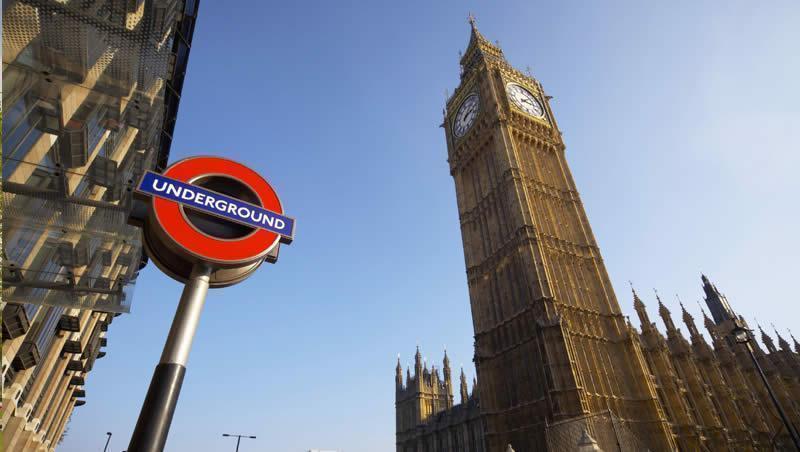 voyage de groupe à Londres