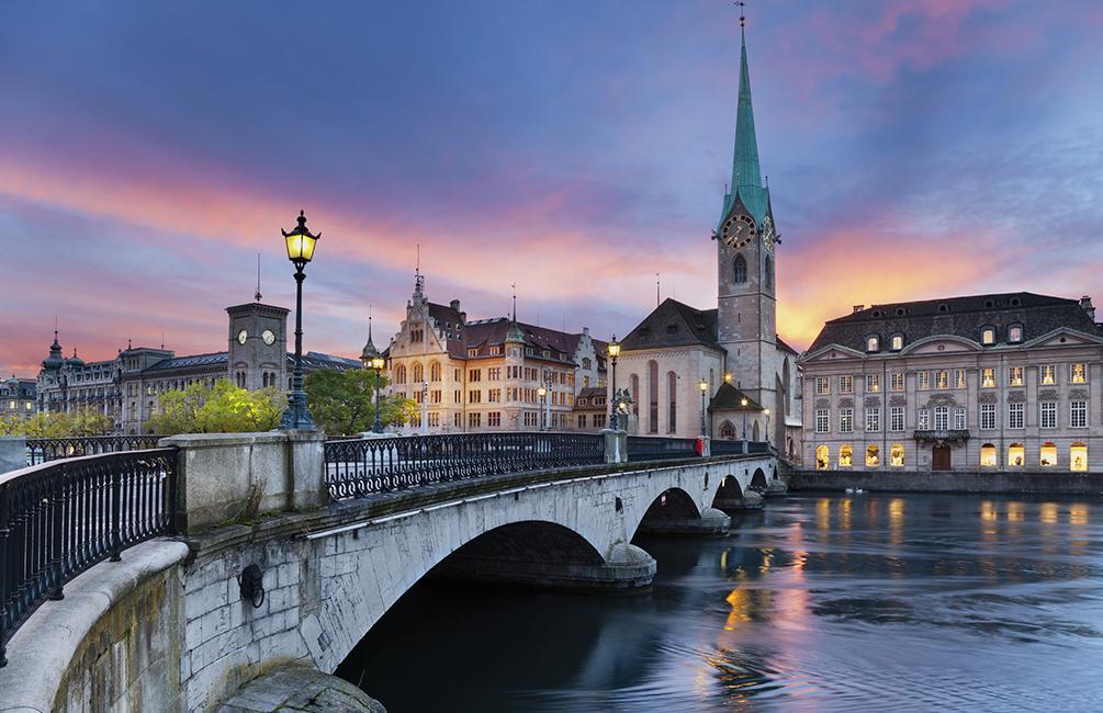 Voyage de groupe à Zurich
