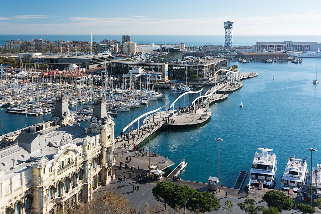 Voyage de groupe Barcelone