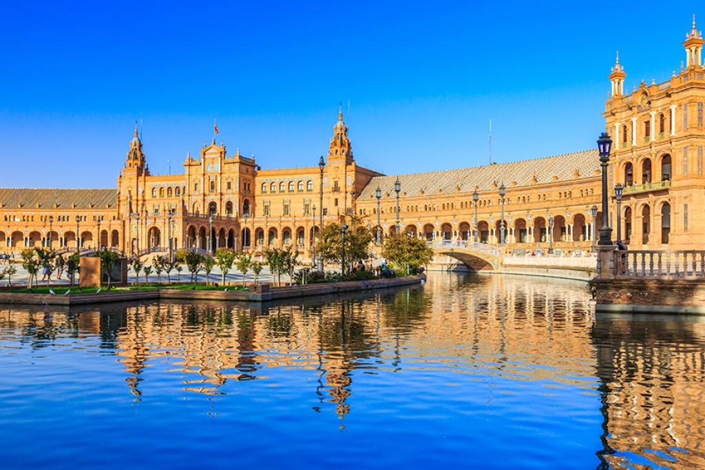 Voyage de groupe à Seville