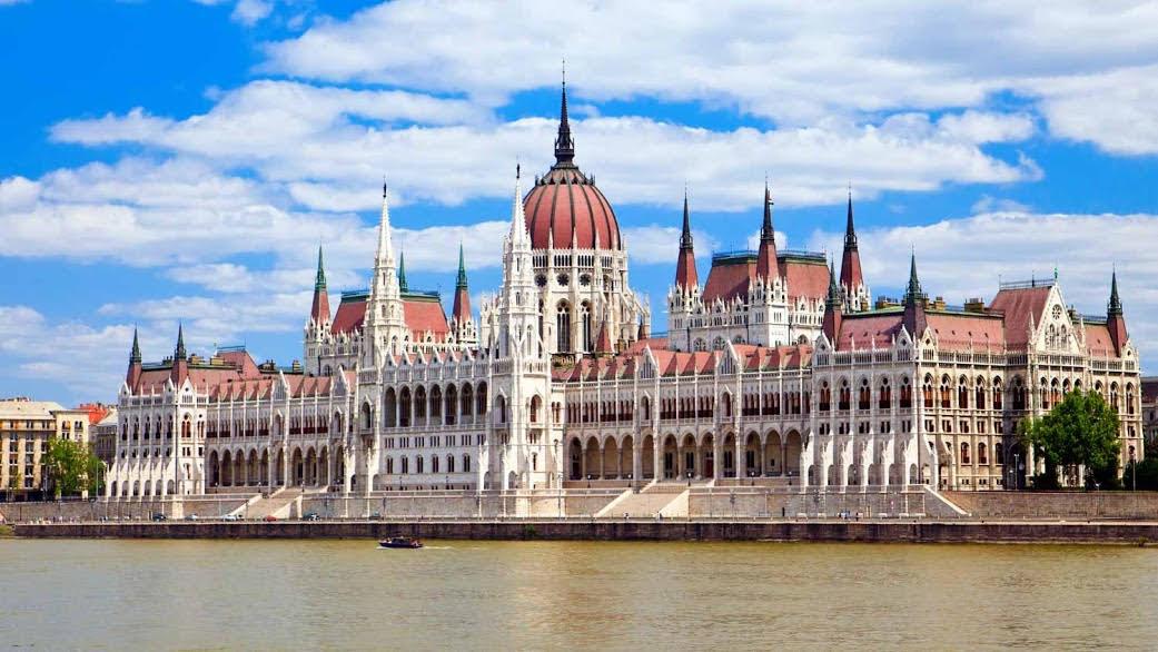 voyage de groupe à Budapest