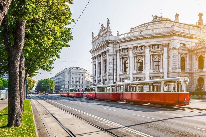Voyage de groupe à Vienne