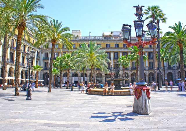 voyage de groupe à Barcelone