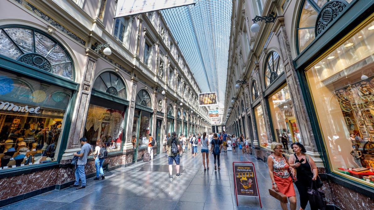 voyage de groupe à Bruxelles