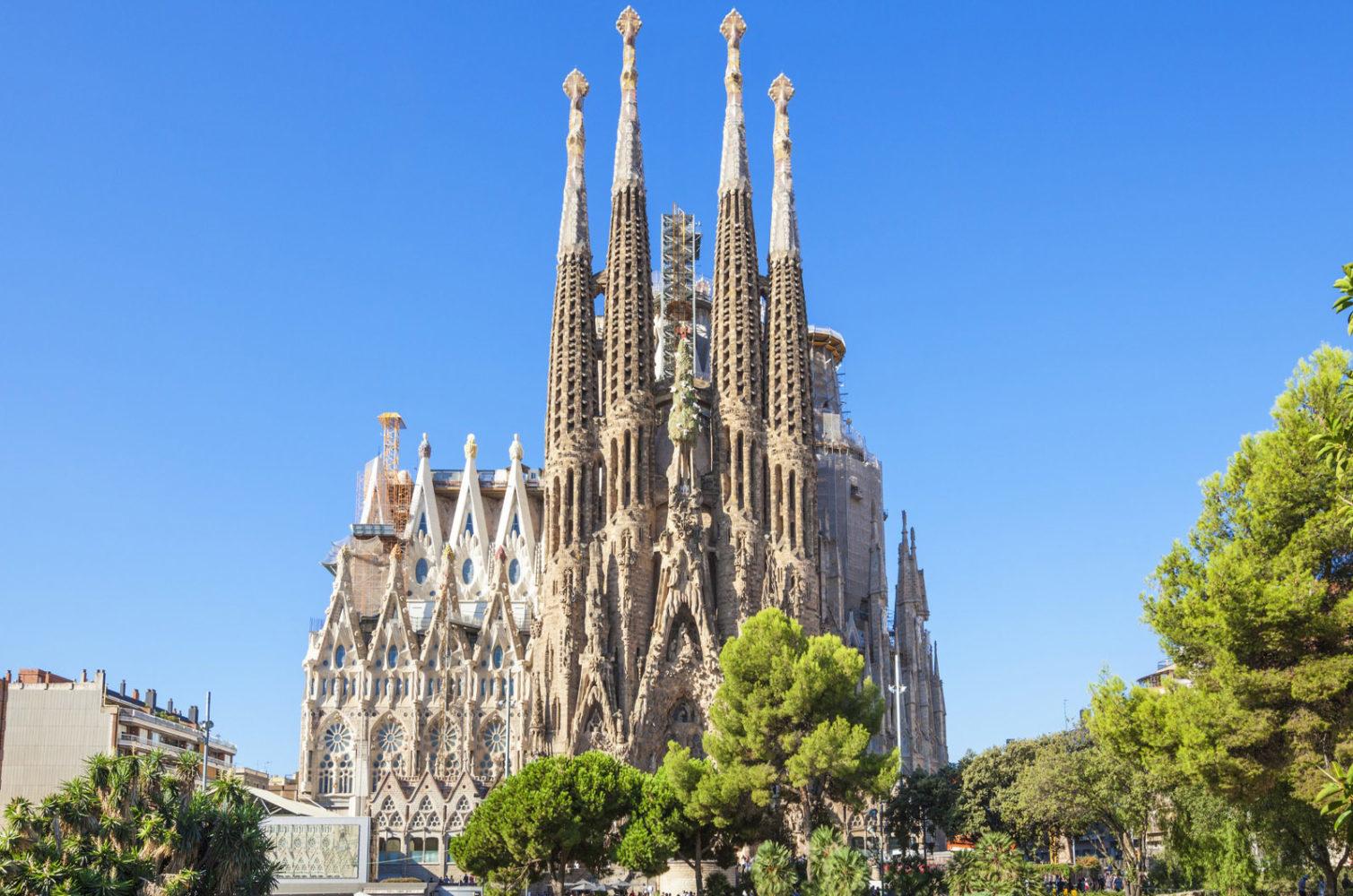Barcelone voyage de groupe