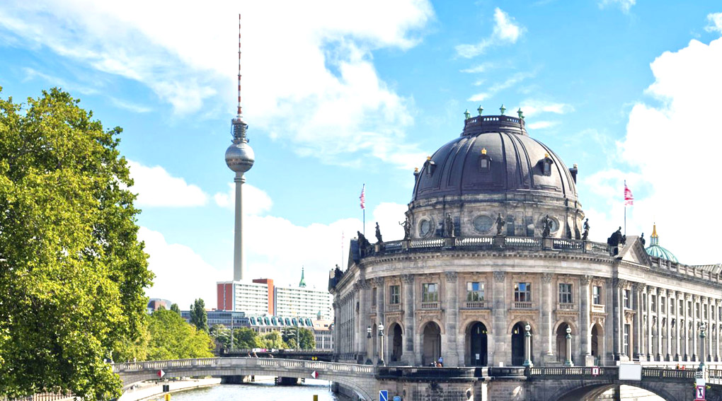 voyage de groupe à Berlin