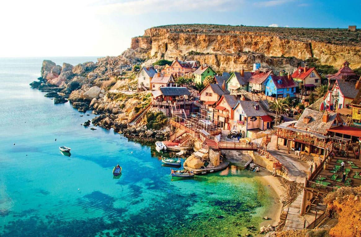 Voyage de groupe à Malte