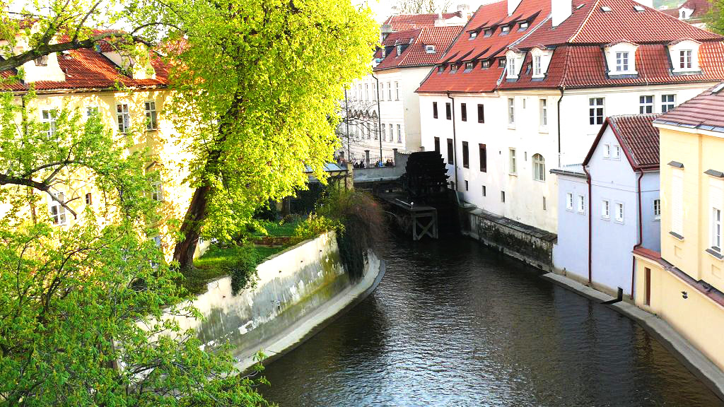 voyage de groupe à Prague