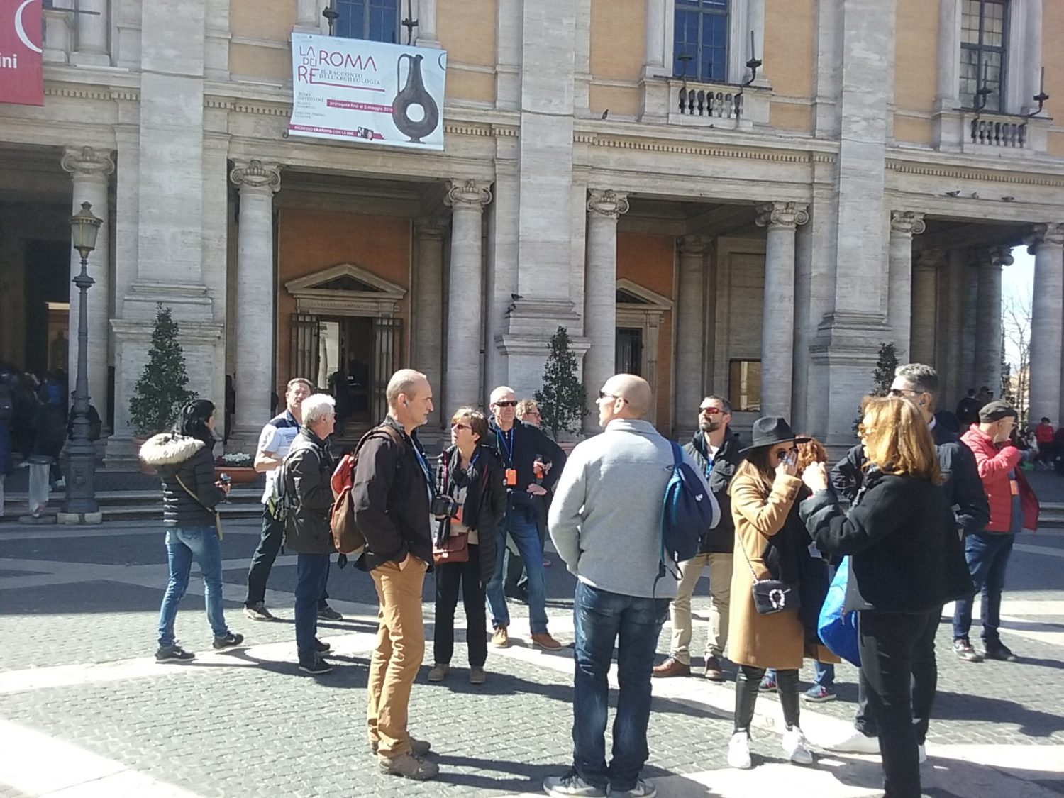 Groupe SNCF Rome